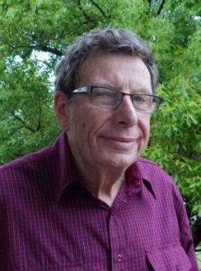 Robin Lamacraft portrait